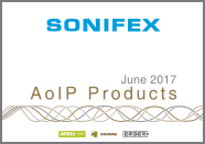Sonifex Catalogue