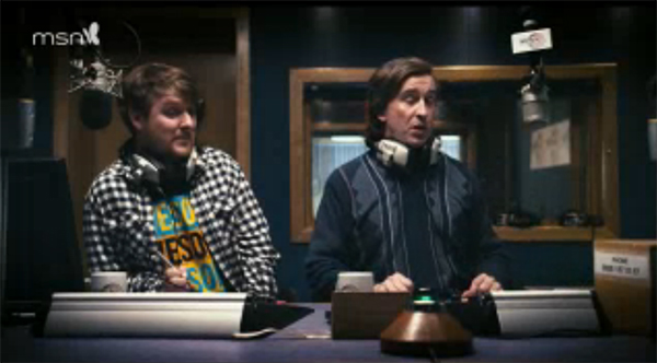 Alan Partridge Movie showin Sonifex S2 Mixers