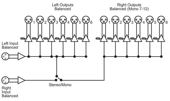 RB-DA6G Diagram