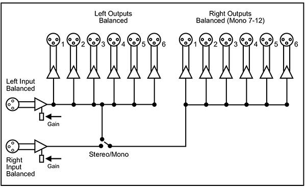 RB-DA6P Diagram