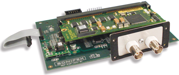 RM-E1B    Reference Monitor Dolby E Decoder BNC Expansion Card
