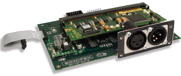 RM-E1X Reference Monitor Dolby E Decoder XLR AES Expansion Card