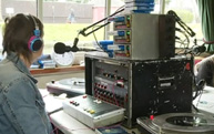 Broadcasters recreate pirate radio
