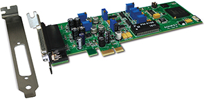 Sonifex PC-AD2 Sound Card